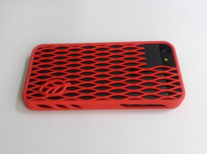 leaf case 3d printed