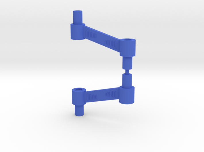 Alphatron Small Extensors 3d printed