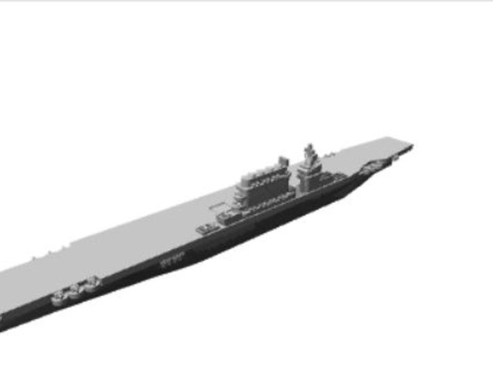 USS Lexington CV-2 (1942) 1/4800 3d printed