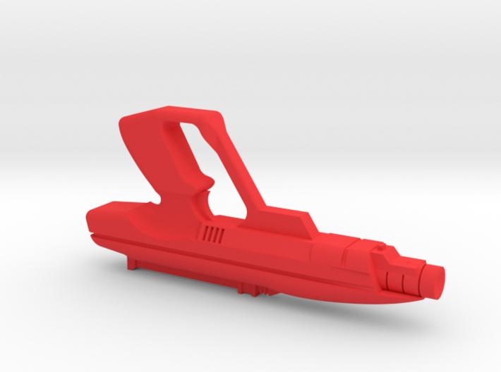 "PRHI 6"" Scale Lazer Blaster - Large 3d printed"