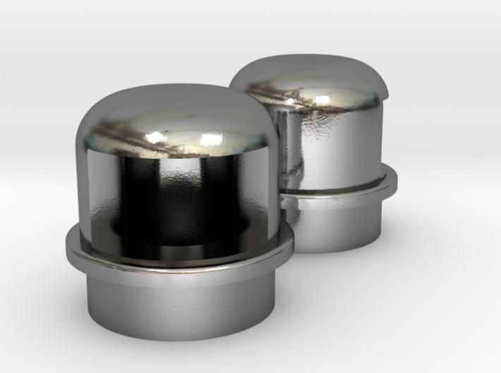 Navigation light Wellcraft SC38 Metal 3d printed