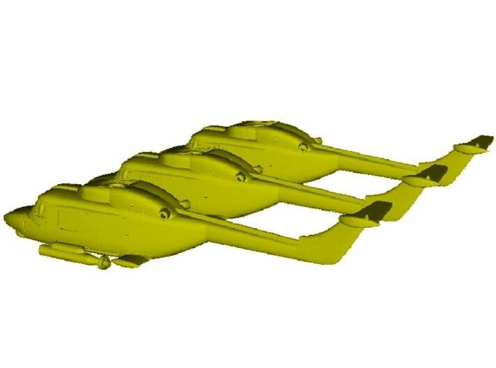 1/200 scale Westland Lynx Mk 95 frames x 3 3d printed