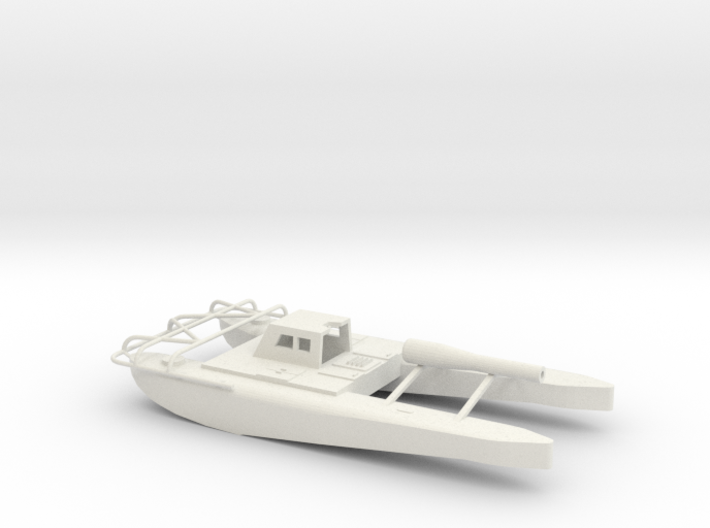 1/144 Sprengboot Tornado 3d printed