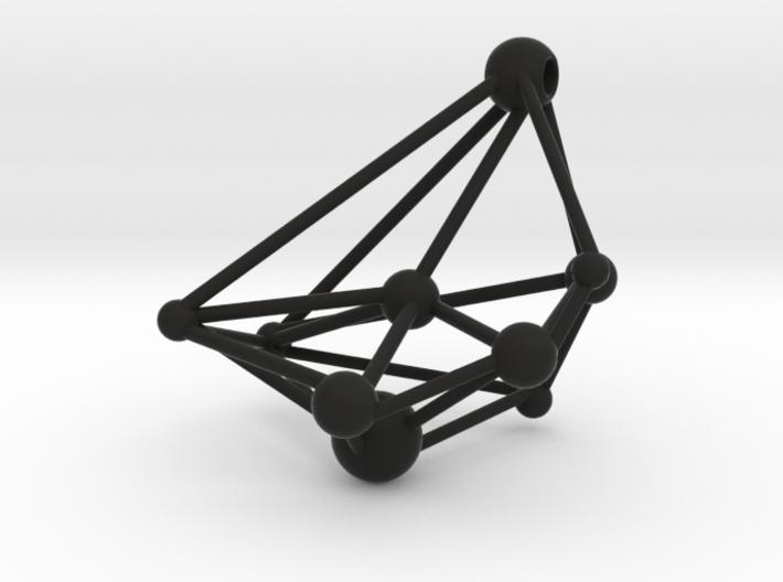 Space pendant 3d printed