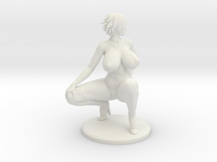 Aimsee Booty 4'' Versatile Plastic 3d printed