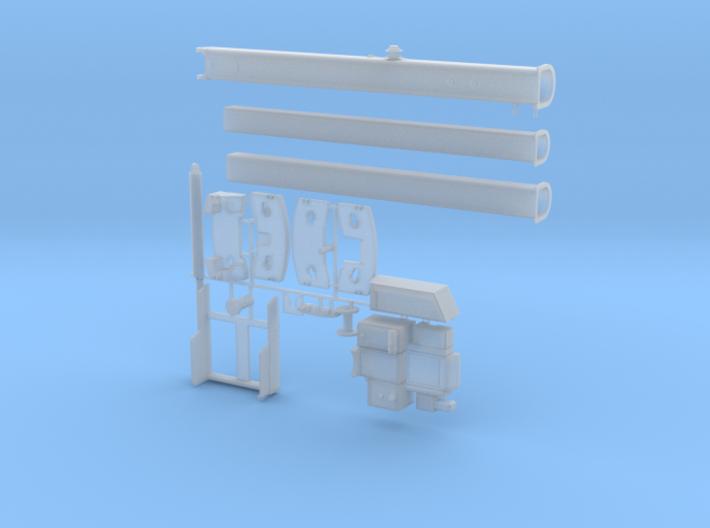 L 1070-22 Crane similar LTM1070-4.2 Part 2/2 3d printed