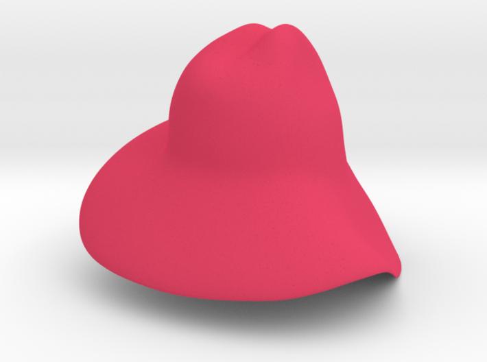 Floppy Hat 3d printed