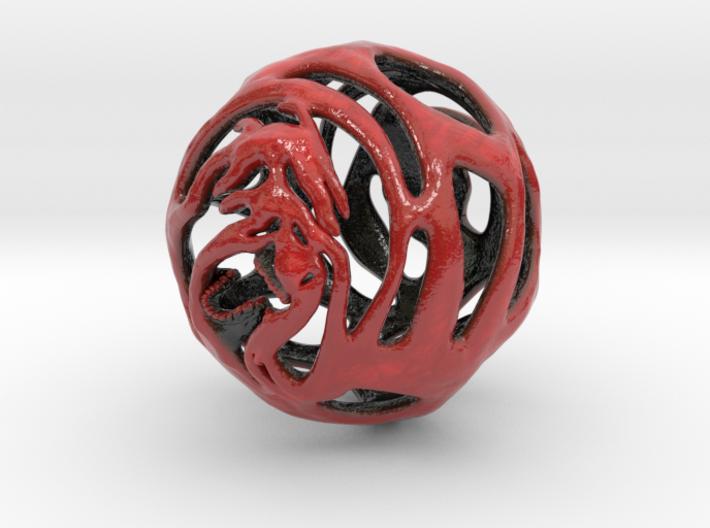 Giygas 3d printed