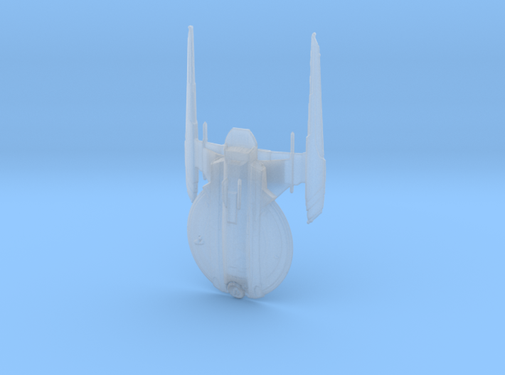 Federation Walker-class Starship 1:7000 3d printed