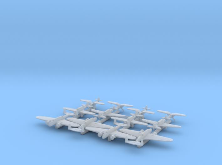 PZL Aircraft x12 (FUD) 3d printed