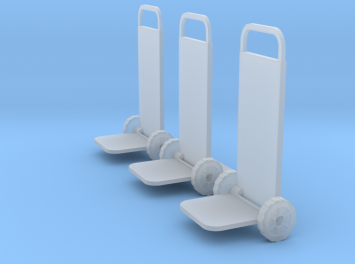 S Scale 2 Wheelers 3d printed This is a render not a picture