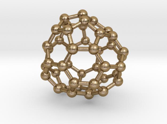 0708 Fullerene c44-80 d3 3d printed