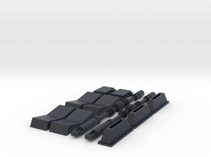 Darth Vader ANH Chestbox Parts 2018 3d printed