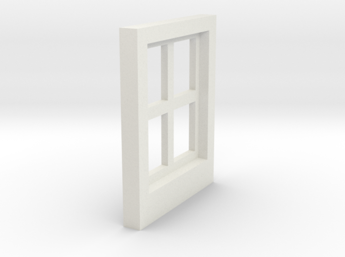 Cottage Windows - Gauge 1 / G-Scale 3d printed