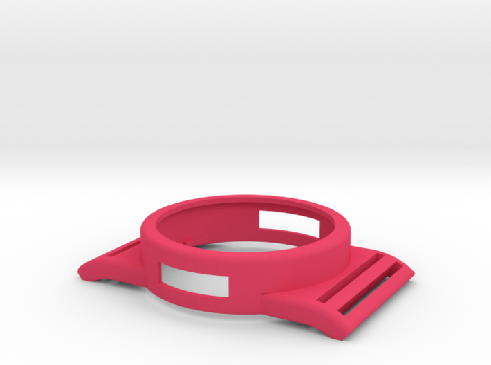 BluExtender - Armband Extension BluCon NightRider 3d printed