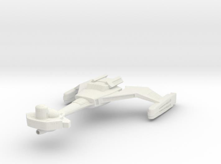 Klingon D-6 3d printed