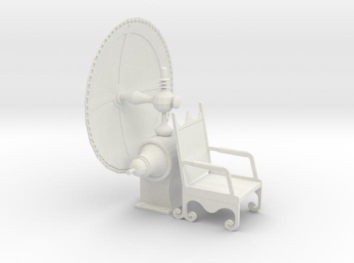 Time machine - 1 of 3 3d printed Rendering