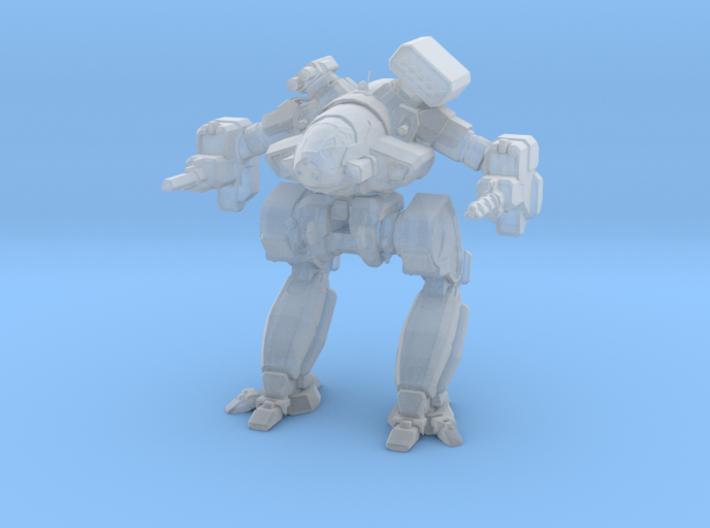 Ebon Guard Mechanized Walker System 3d printed