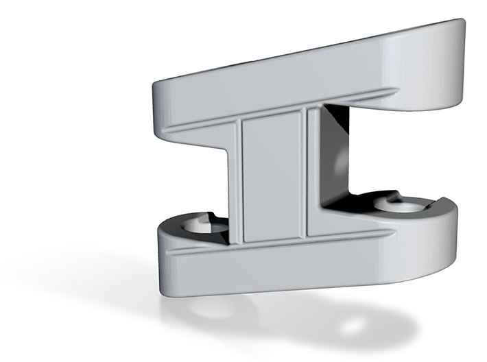 Armada Makeshift Wing R 3d printed
