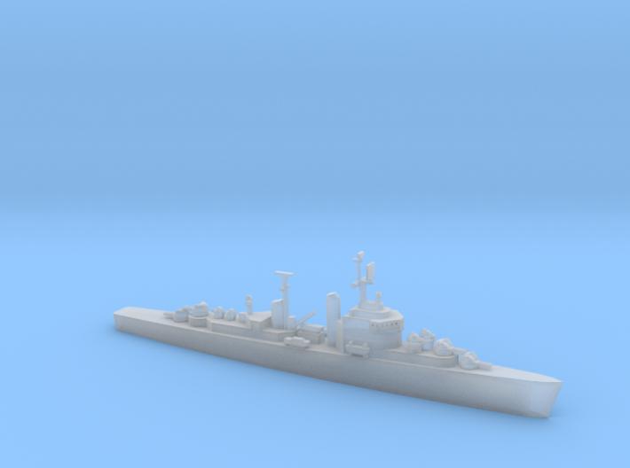 1/1800 Scale USS Norfolk DLK-1 3d printed