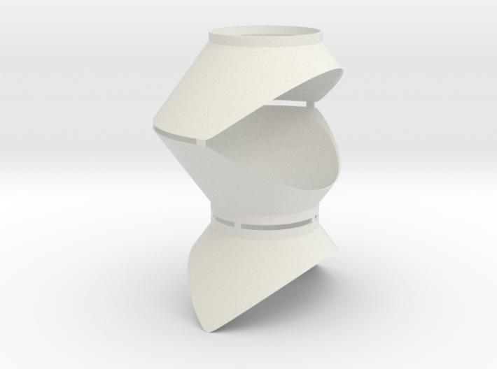 Funnels for Retro Euro Bulk Tanker 3d printed
