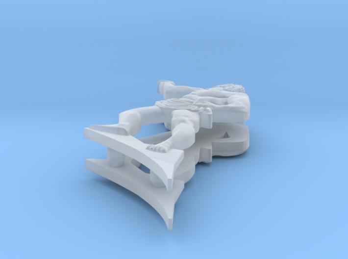 1:78 HMS Victory Stern Figurines 3d printed