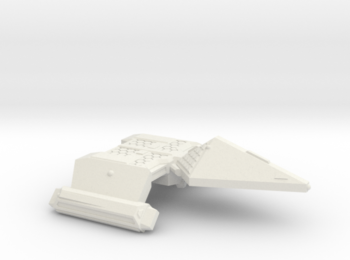3788 Scale Neo-Tholian Destroyer SRZ 3d printed