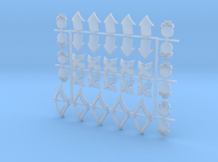 4x10 Squad Making MultiPack 3d printed