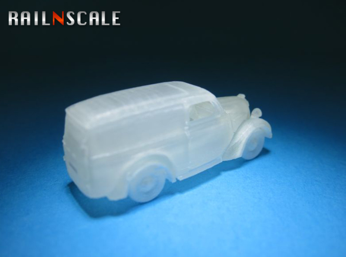 Ford Eifel Express (N 1:160) 3d printed