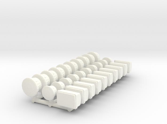 1/35 Light Set (10 each) 3d printed