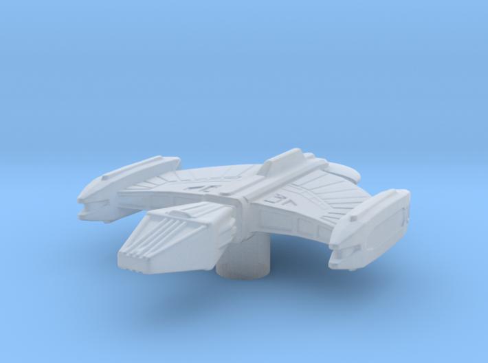 Romulan Science Ship 1/3788 Attack Wing 3d printed