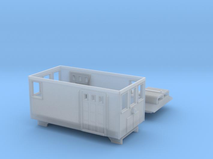 GE_Boxcab_v71 3d printed