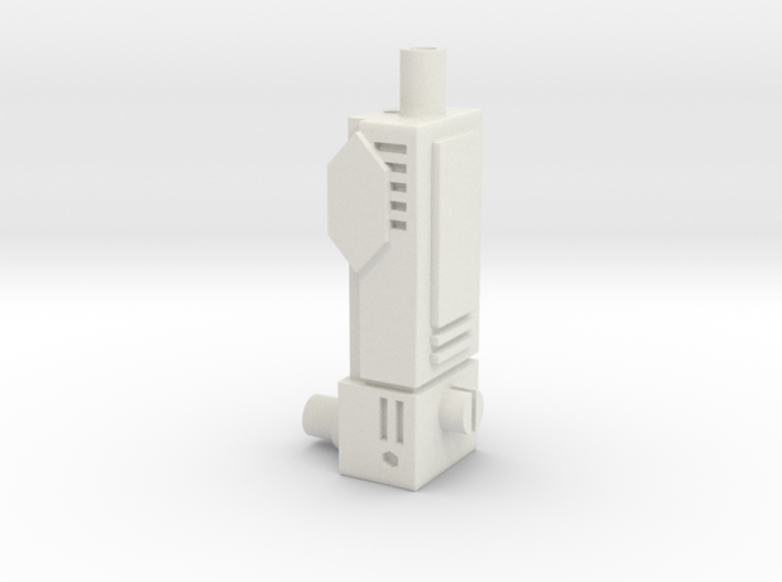TF CW First Aid Car Cannon Adapter 3d printed