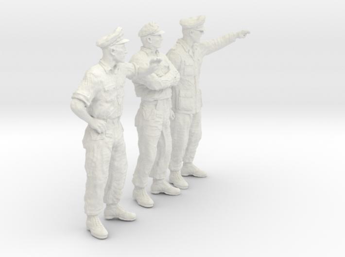 1/32 German U-Boot Crew Set204-11 3d printed