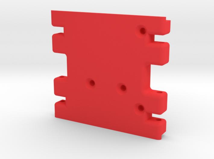 Krazed Builds Losi Skid 3d printed