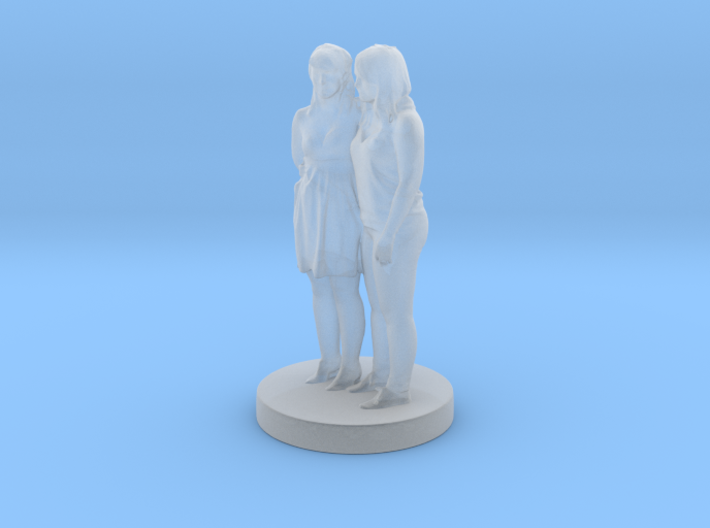 Printle C Couple 030 - 1/87 3d printed