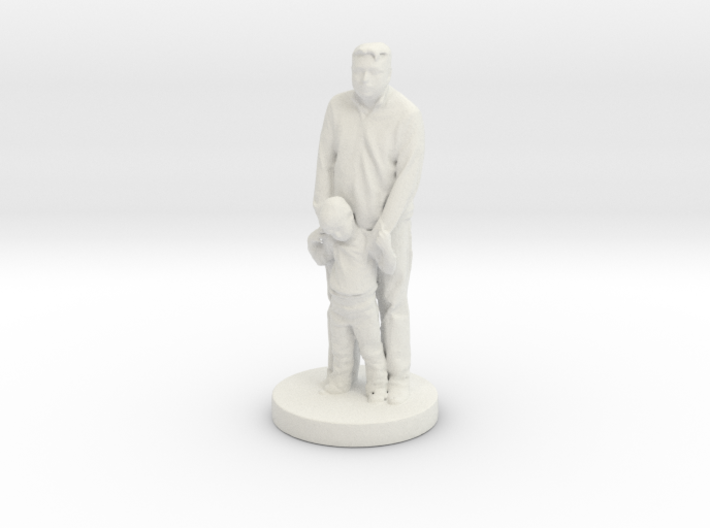 Printle C Couple 051 - 1/32 3d printed
