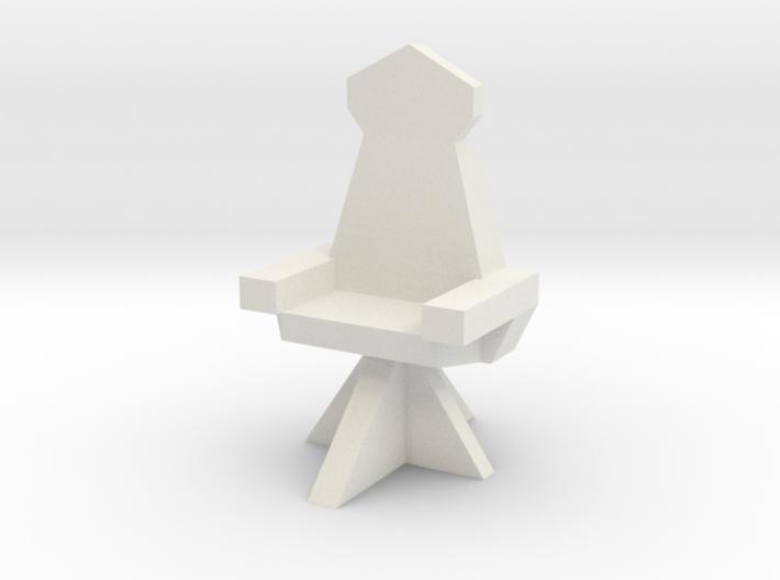 autobot shuttle chair 3d printed