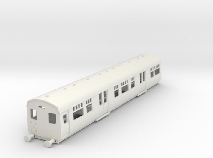 o-87-cl506-motor-trailer coach-1 3d printed