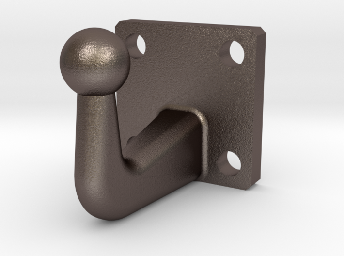 Steel Trailer Hitch 4.8mm 3d printed