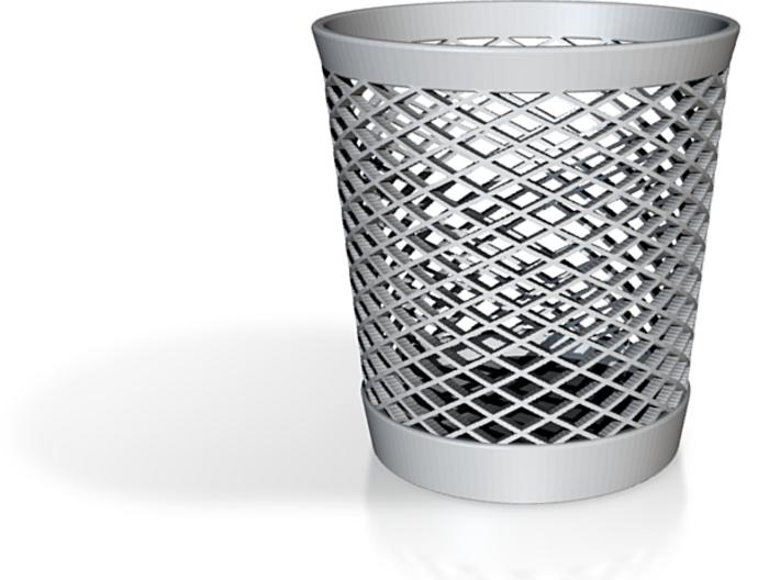 Mac OSX Recycle Bin V2-2 3d printed