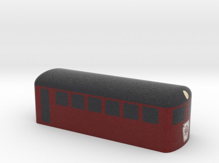 PRR Railmoter 3d printed