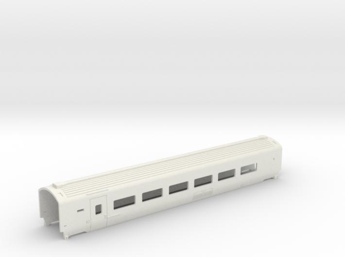 Caisse Eurostar Intermédiaire HO 3d printed