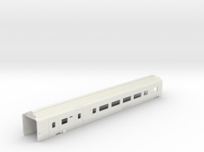Caisse Eurostar Voiture Sécable HO 3d printed