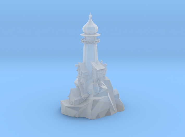 Gilneas Lighthouse 3d printed