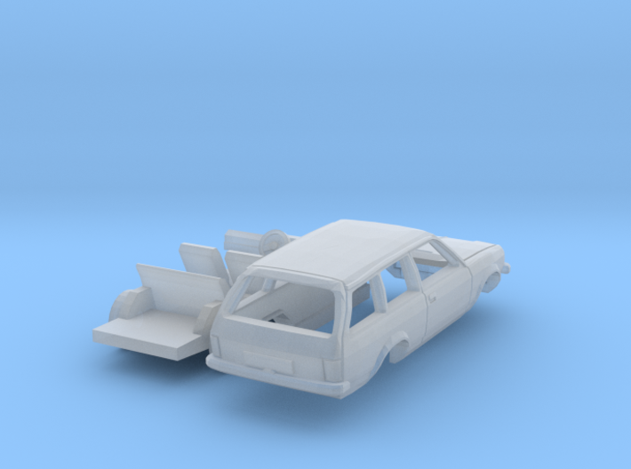 Vauxhall Chevette estate (N 1:160) 3d printed