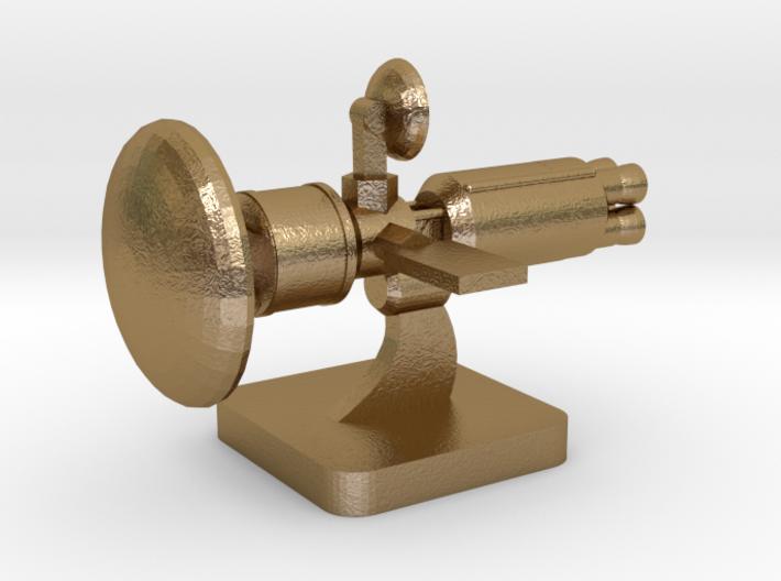 Mini Space Program, Interplanetary Ship 6 3d printed