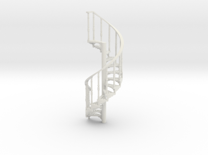 s-55-spiral-stairs-market-lh-1a 3d printed