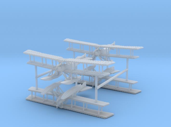 1/350 Friedrichshafen FF.33E (x4) 3d printed