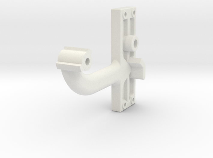 Signal Semaphore Arm (Short) no bolts 1:19 scale 3d printed